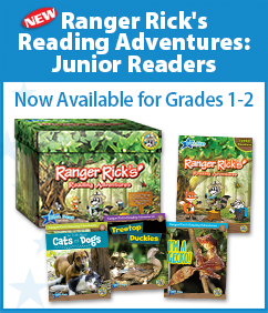 Ranger Rick's Reading Adventures Junior Readers